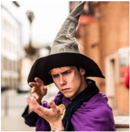 Witches & Wizards: Merlin